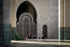La rcr. (Markus Moning) Tags: canon ma eos break mark mosque morocco ii maroc 5d casablanca hassan pause marokko moning moschee rcration rcr markusmoning grandcasablanca