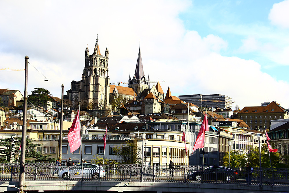 Lausanne Catedral