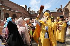 157. Престольный праздник в Адамовке