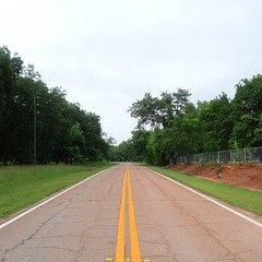 The Road Ahead. Day 76. Robert Lee Holloman Rd, Richland, GA. Only going a few miles today, my rents and @catherss landed in Atlanta this morning and are headed to pick me up. Gonna have a mini family vacation in Savannah. Pick up where I left off in a fe