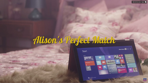 Alison's Perfect Match