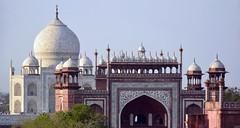 India - Uttar Pradesh - Agra - Taj Mahal - 37 (asienman) Tags: india agra tajmahal asienmanphotography mausoleum tomb mughalarchitecture uttarpradesh unescoworldheritagesite muslimart