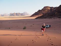 Wadi Rum!