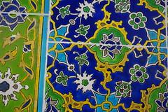 Topkapi Palace  Ceramic Tiles (2) (rverc) Tags: ceramic istanbul tiles topkapipalace