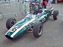 256 Cooper T65 FJ (1963) (robertknight16) Tags: racecar racing silverstone cooper british 1960s fj tyrell t65 hydrolastic t67