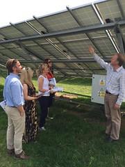 Whitley Solar Farm (C) British Solar Renewables