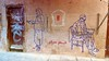 IMG_7983 - murales - siamo specchi - EXPLORE  del 15 12 2016 (molovate) Tags: specchio murale tafme vicolo volate strada vecchio donna canon powershot sx40 hs siria scriba cm