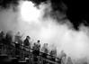 Powder Toss (Photographs By Wade) Tags: skiatook oklahoma osagecounty footballgame highschoolfootball fridaynightfootball pepclub babypowder