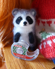 Raccoon's make the best helpers