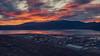 Arctic Fire (Andrew G Robertson) Tags: pangnirtung nunavut canada baffin island sunset arctic sun rise set