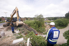 17-02-04--DRENAGEM-RUA MARGARITA (seminfmanaus) Tags: amazonas antes manaus obra obras ponte prefeitura ruadapaz seminf