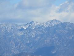 Light Dusting of Snow (Kelson) Tags: losangeles hahnpark kennethhahnstaterecreationarea california sangabrielmountains snow mountains