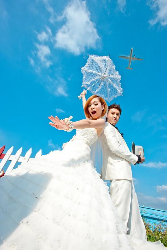 新人婚紗,健身房,松山機場,菜市場,婚紗攝影
