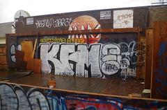 IMGP4980 (bagtanger) Tags: seattle graffiti kfm labrat fonse