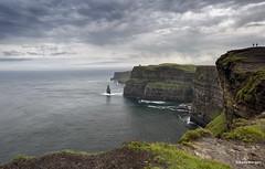 Cliffs of Moher (Anne.Berger) Tags: cliffsofmoher ireland irland kliff wildatlanticway atlantik atlantic