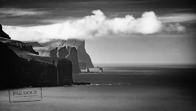 The Giant and the Witch - Faroe Islands