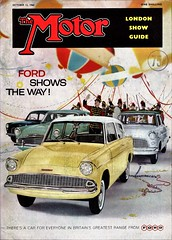 1961 Ford of England Line (aldenjewell) Tags: 1961 ford anglia zephyr consul popular england ad