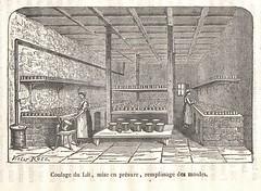Coulage du lait (Université de Caen Normandie) Tags: bibliothèquehistoriqueduministèredelagriculture bibagri mrsh industrielaitière lait