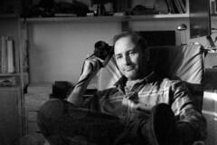 self-portrait (tiago sousa (film)) Tags: fujicagw690 shanghaigp3 people blackandwhite monochrome indoors selfportrait