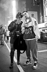 Being fly is a lifestyle (bw) (Brotha Chris) Tags: event eventphotographer photoart polo hiphop culture love art style 42ndstreet 42nd timessquare nyc midtown manhattan portrait portraiture canon outdoor outdoors rap fly goose clothes ralphlauren lauren horse gathering
