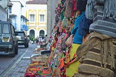 Crafts (Cartagena - Colombia) (Doncardona) Tags: crafts wayuu backpack  cartagena bolivar colombia south latin america worldtraveler jpworldtraveler travel trip adventure journey nikon nikon3100 3100