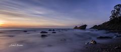 Ship grounding (jamalziama) Tags: landscapes longexpourse paysages canon couleurs sunset sea jijel
