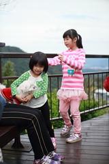 2017-02-04-15h11m25-3 (LittleBunny Chiu) Tags: 碧山巖 內湖碧山巖 夫妻樹 狗 看狗狗 狗狗 摸狗 看狗