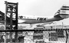 Chicago Midway Airport - TWA - Lockheed Constellation (twa1049g) Tags: chicago midway airport twa lockheed constellation 1950