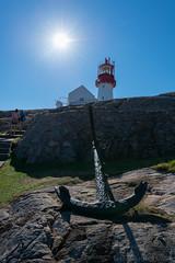 Lindesnes fyr (Christian Uhlig) Tags: sun lighthouse anchor klaus stine lindesnes motlys southernnorway sommer2014