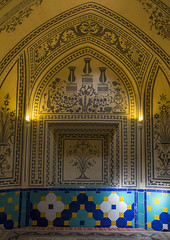 Sultan Amir Ahmad Bathhouse, Isfahan Province, Kashan, Iran (Eric Lafforgue) Tags: old travel tourism vertical photography bath asia iran interior persia nobody nopeople indoors baths inside iranian therapy tradition orient hammam kashan sauna kachan hamam   colourimage  iro isfahanprovince   iran150723