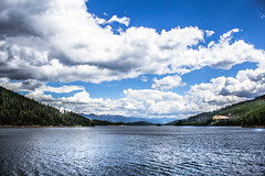 hungry horse reservoir (Michael Kenan) Tags: horse montana mt reservoir hungry