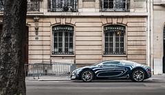 Bugatti Veyron Grand Sport L'Or Blanc (Romain Lapeyre Photography) Tags: blue car nikon bugatti luxury supercar w16 veyron sportcar grandsport orblanc lorblanc