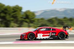 Audi R8 LMS Ultra (Kyter MC) Tags: race paul track racing series audi endurance ultra ricard motorsport r8 lms httt 2015 castellet blancpain