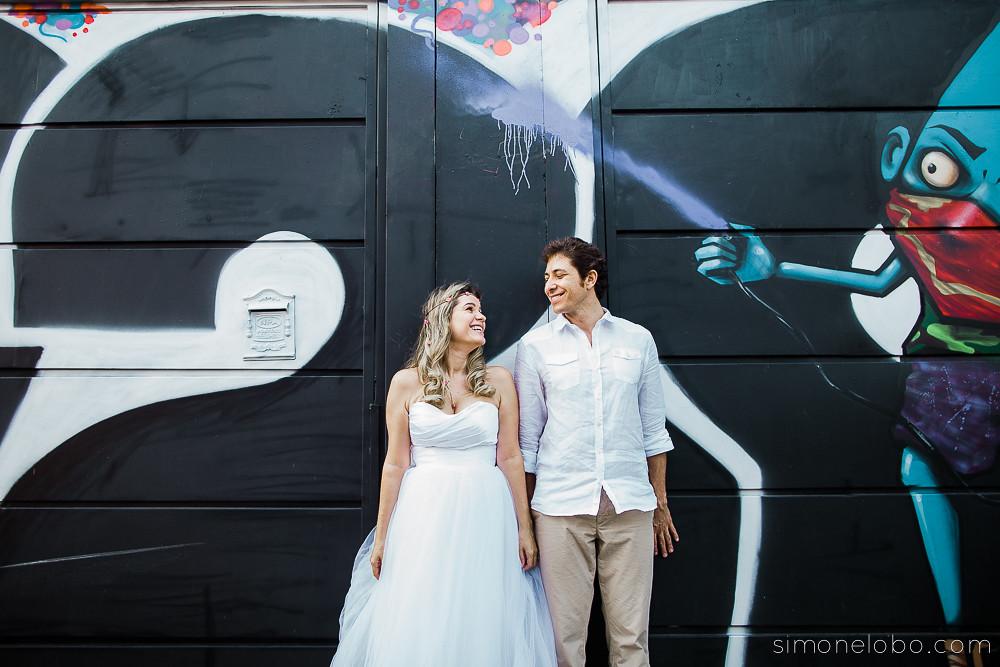 Beco do Batman, E-session, Ensaio de casal, Noiva romântica, Vila Madalena,