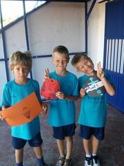 Football Camp 2015