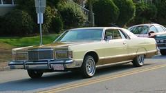 1978 Mercury Grand Marquis 2-Door Hardtop (Custom_Cab) Tags: door 2 two brown hardtop car mercury tan grand fender 1978 1977 tone skirts marquis brougham 2door