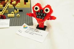 VA BrickFair 2015 LOVE (EDWW day_dae (esteemedhelga)) Tags: love lego bricks minifigs moc afol minifigures edww daydae esteemedhelga vabrickfair vabrickfair2015