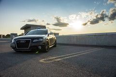 Audi Shoot (GhalibZK) Tags: toronto ontario canada photography shot shots north woodbine 404 a4 audi b7 rolling bypass markham s4 rs4 s5 r8 zamir b6 b85 ghalib zk b8 rs5 rollingshot audizine ghalibzk ghalibzamir