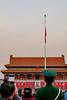 Flag Raising Ceremony (Rodrigo Almendras V.) Tags: china flag sunrise canon tiananmen tiananmensquare