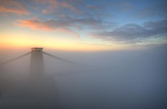 Clifton Suspension Bridge, Bristol (Jeffpmcdonald) Tags: cliftonsuspensionbridge clifton riveravon avongorge northsomerset tollbridge isombardkingdombrunel williamhenrybarlow johnhawkshaw grade1listedbuilding nikond7000 jeffpmcdonald dec2016 ruby10