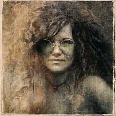 Janis Joplin. #art #fineart #illustration #drawing #painting #photography #portrait #janisjoplin #music #rockandroll #singer #blackandwhite #face #eyes #texture #emotion #digital #photoshop (allanburch) Tags: janisjoplin rockandroll singer art fineart illustration drawing painting photography portrait music blackandwhite face eyes texture emotion digital photoshop