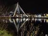 Doble V (juantiagues) Tags: puente ponte tirantes río lérez pontevedra juantiagues juanmejuto