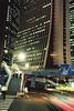 Shinjuku Tokyo (tripl8_i) Tags: yashica 初代electro35 yashinon 45mm f17 shinjuku 新宿 高層ビル 夜景 night