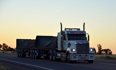 Dickenson (quarterdeck888) Tags: trucks transport semi class8 overtheroad lorry heavyhaulage cartage haulage bigrig jerilderietrucks jerilderietruckphotos nikon d7100 frosty flickr quarterdeck quarterdeckphotos roadtransport highwaytrucks australiantransport australiantrucks aussietrucks heavyvehicle express expressfreight logistics freightmanagement outbacktrucks truckies ddt freightliner bfouble tarps flattop dickenson