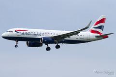 British Airways Airbus A320-232  |  G-EUYX  |  London Heathrow  - EGLL (Melvin Debono) Tags: british airways airbus a320232 | geuyx london heathrow egll melvin debono spotting plane planes airport airplane aircraft aviation uk kingdom