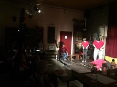 Sessió d'improvisació - Tallers juvenils (2016)
