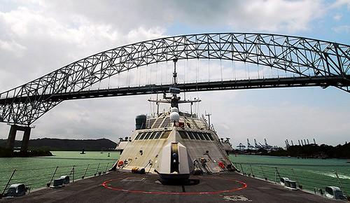 Bridge of the Americas OR Puente de las Américas OR Thatcher Ferry Bridge - Panama 04