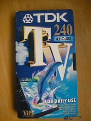 TDK - Blank Tape (daleteague17) Tags: blank vhs tapes blankvhstapes pal palvhs videotape blankvideotape tdk