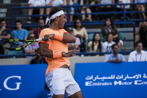 "Rafael Nadal put in everything on the tie break • <a style=""font-size:0.8em;"" href=""http://www.flickr.com/photos/125636673@N08/31853996082/"" target=""_blank"">View on Flickr</a>"
