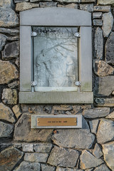FR. ANDY FARRELL WAY [15 STATIONS OF THE CROSS AT ST. PATRICKS CATHOLIC CHURCH]-124291 (infomatique) Tags: stationsofthecross wayofthecross stpatricks catholicchurch trim religion williammurphy christian wayofsorrows viacrucis